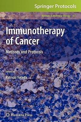 Immunotherapy of Cancer By Yotnda, Patricia (EDT)